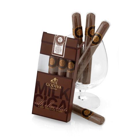 Milk Chocolate Cigars