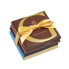 Artisan Chocolate Bar Top Sellers Gift Set, 4 pc.