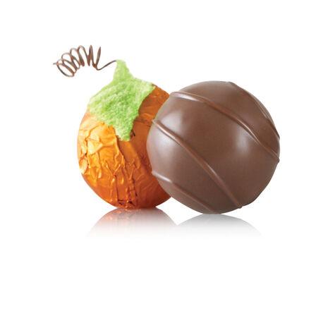 Pumpkin Spice Truffle