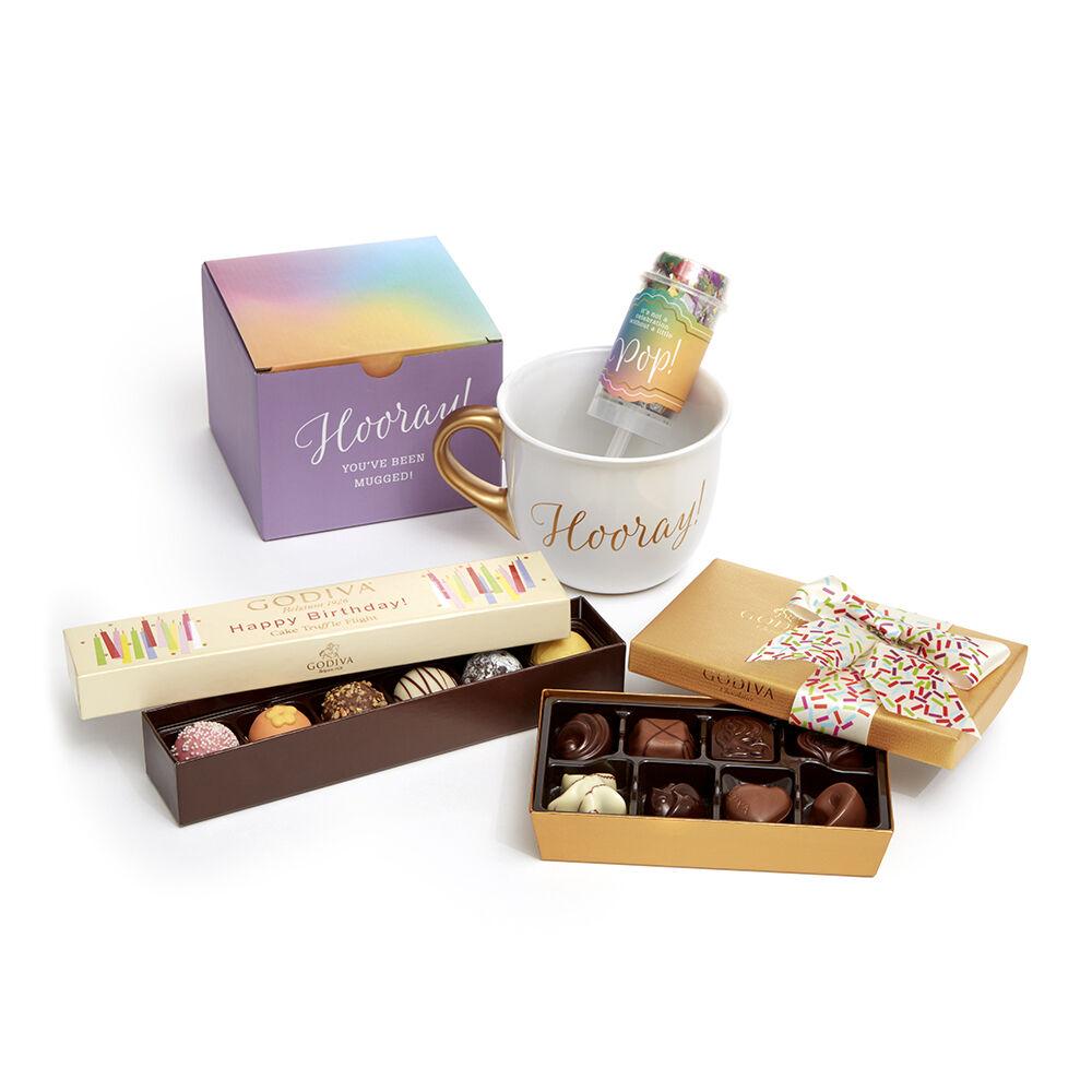 Birthday Celebration Gift Box