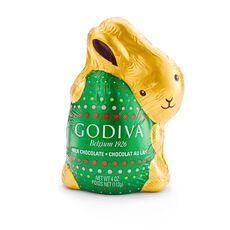 Milk Chocolate Bunny, Foil Wrapped, 4 oz.