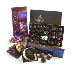 Dark Chocolate Lovers Tasting Gift Set