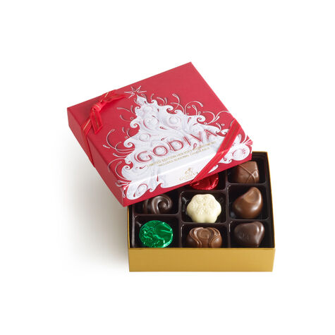 Holiday Chocolate Gift Box