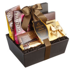 Pure Bliss Gift Basket, Classic Ribbon