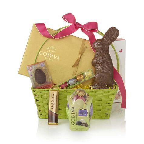 Enchanted Easter Gift Basket