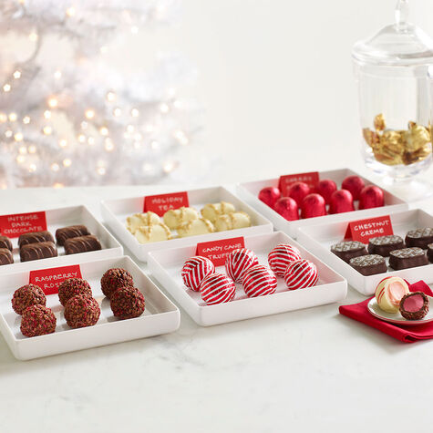 90th Anniversary Truffles Gift Box, 18 pc.
