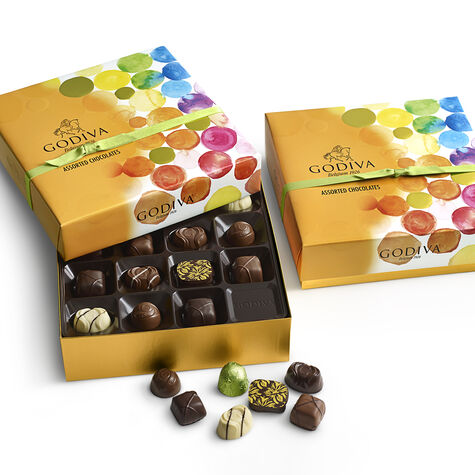 Assorted Chocolate Gift Box, 27 pc. each, Set of 2