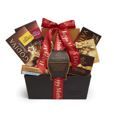 Happy Mother's Day Chocolate Celebration Basket