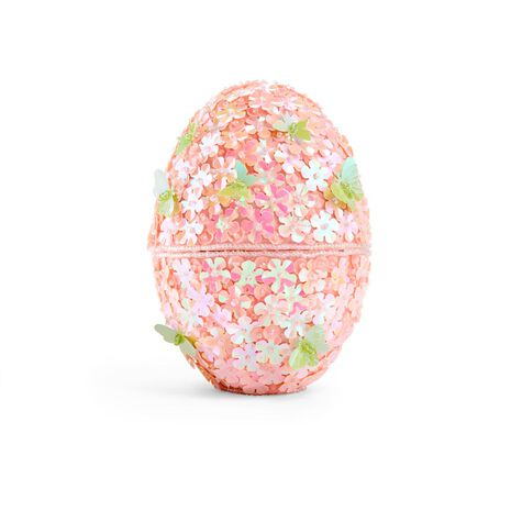Beaded Easter Egg, Assorted Chocolates