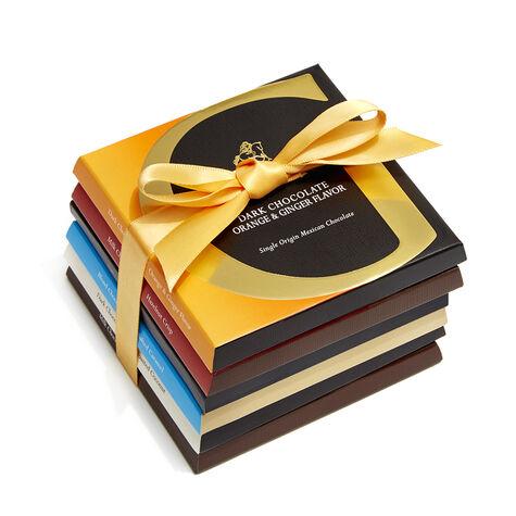 Artisan Chocolate Bar Variety Pack, 6 pc