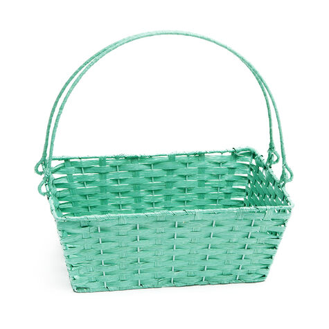 Build Your Own Easter Basket, Wicker Basket