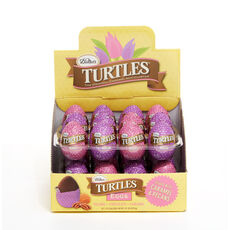 Foil Wrapped Mini Turtle Eggs, Set of 24