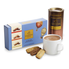 18 pc. Assorted Sablés Gift Box and Dark Cocoa Gift Set