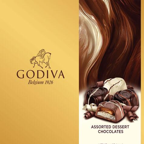 Assorted Dessert Chocolate Bliss Gift Box, 15 pc.
