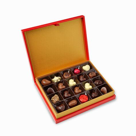 Chinese New Year Chocolate Gift Box, 20 pc.