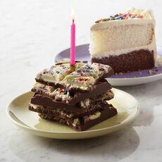 Birthday Cake Bark