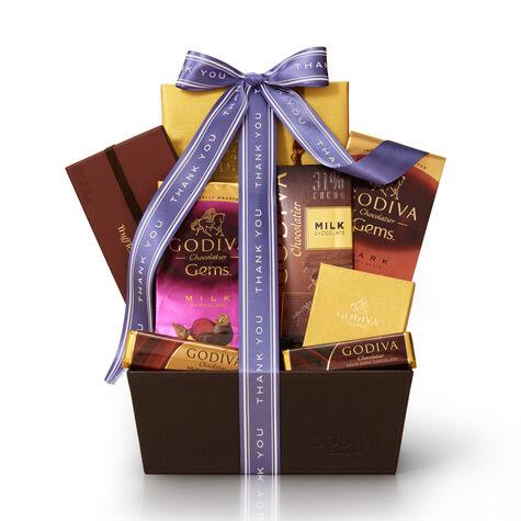 Chocolate Delights Gift Basket