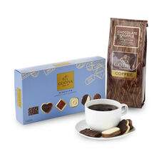 Chocolate Delights Breakfast Gift Set