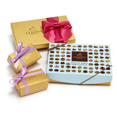 Spring Treats Chocolate Gift Box