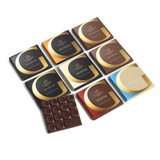 G by Godiva Chocolate Sampler, Set of 8, 2.7 oz. each