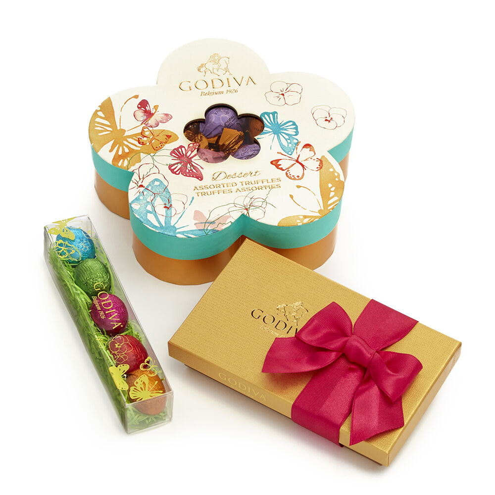 Spring Delights Chocolate Gift Box