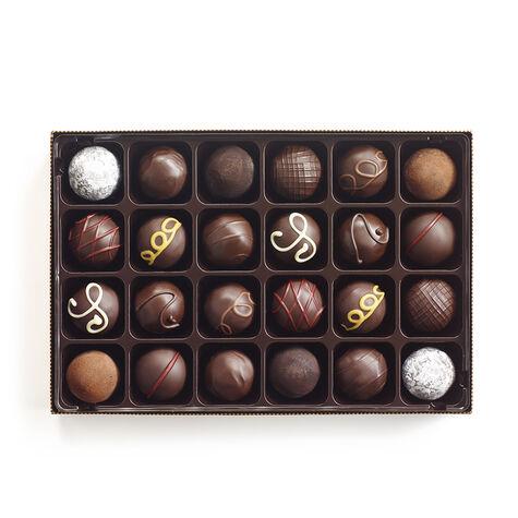 Dark Chocolate Truffles, 24 pc.