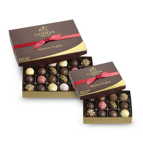Chocolate Truffle Lovers Gift Set