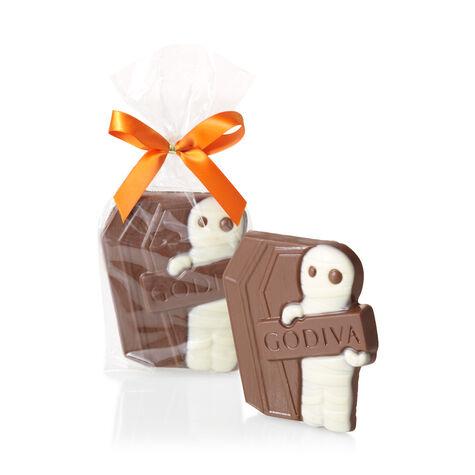 Milk & White Chocolate Mummy