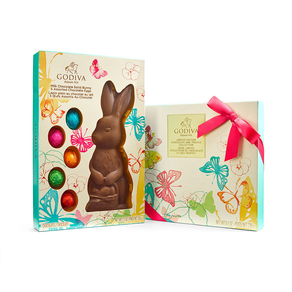 Simply Spring Chocolate Gift Set