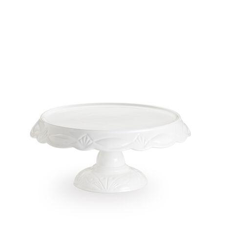 White Dessert Pedestal
