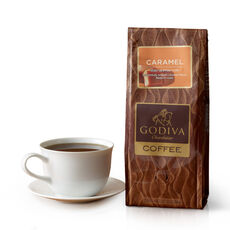 Caramel Coffee, Ground, 10 oz.