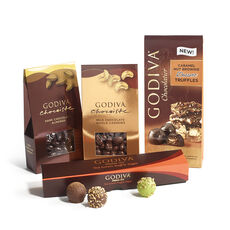 Chocolate Nut Lovers Tasting Gift Set