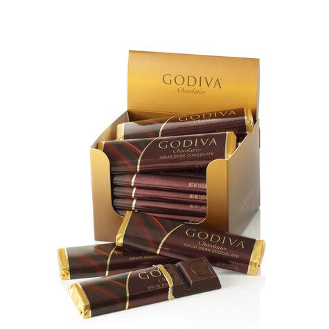 Dark Chocolate Bar, Set of 24, 1.5 oz. each