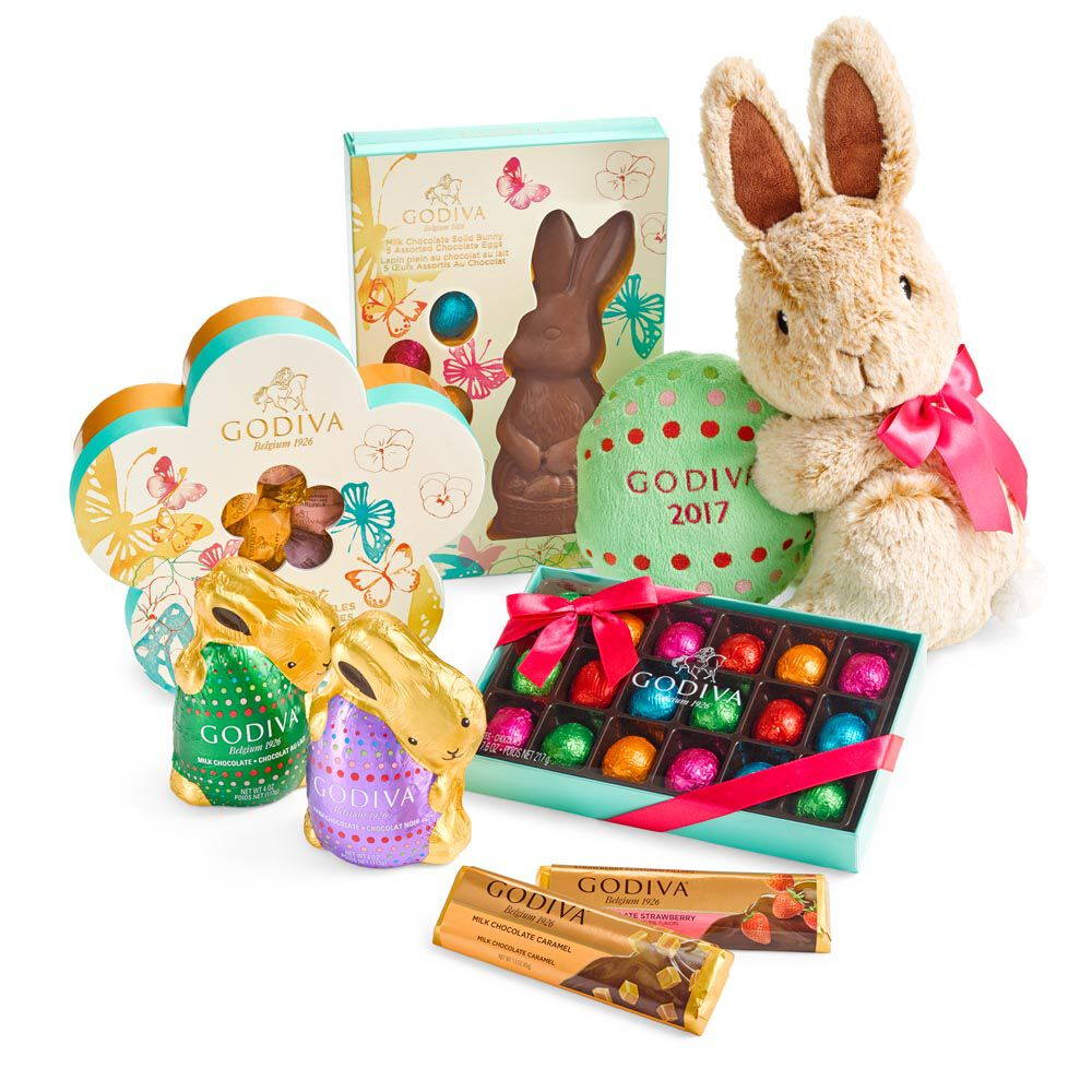 Enchanted Easter Basket