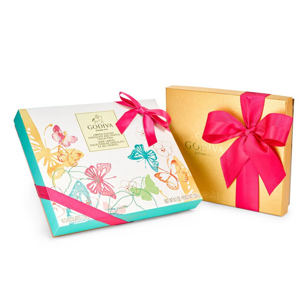 Spring Chocolate Gift Box Set