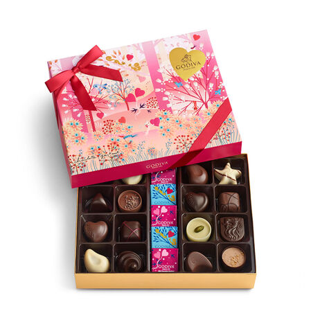21 pc. Valentine's Day Gift Box