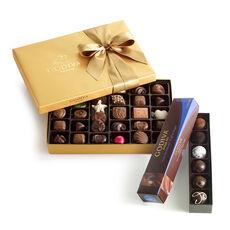 Signature Chocolate and Dark Decadence Tasting Gift Set