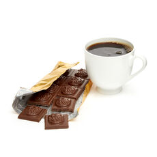 Masterpieces Dark Chocolate Ganache Heart Bar, 10 bars