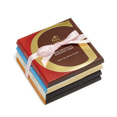 Artisan Chocolate Bar Inclusions Gift Set, Pink Ribbon, 4 pc.