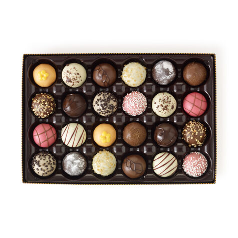 Ultimate Dessert Truffles Gift Box and FEED Bag