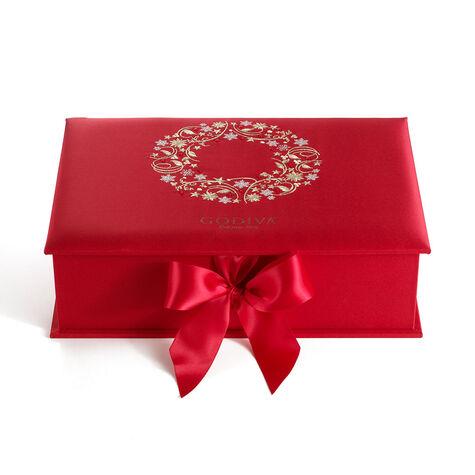 Holiday Luxury Box Embellished with SWAROVSKI® ELEMENTS