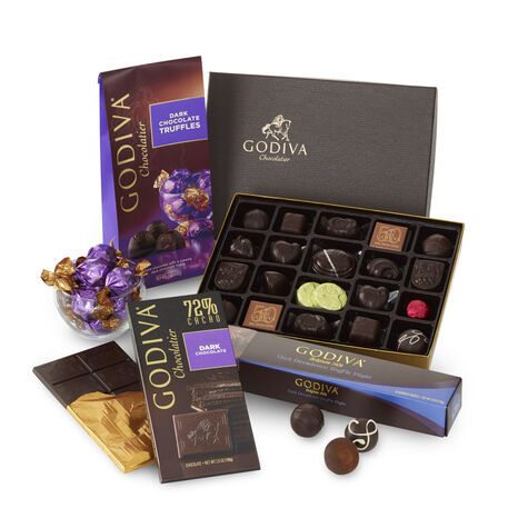Dark Chocolate Lover's Gift Set