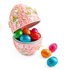 Beaded Easter Egg