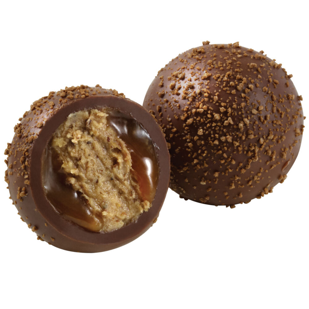 Butterscotch Walnut Truffle