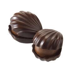 Dark Chocolate Almond Oyster