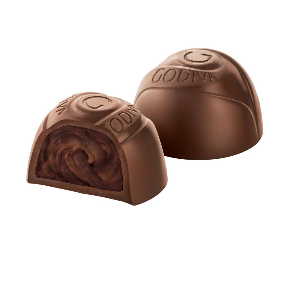 Individually Wrapped Milk Chocolate Truffles