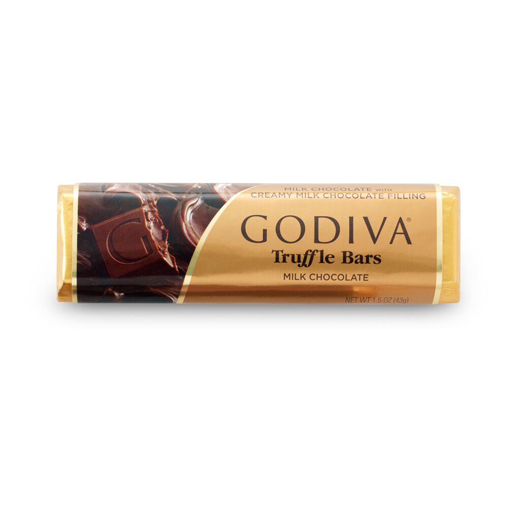Milk Chocolate Truffle Bar, 1.5 oz.