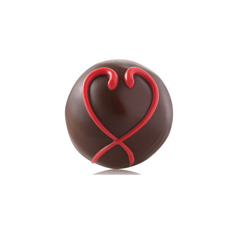 Dark Chocolate Souffle Truffle