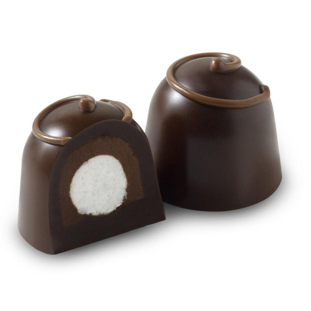 Mousse Meringue Chocolate