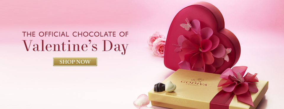 Godiva Chocolate Valentines Day Gifts